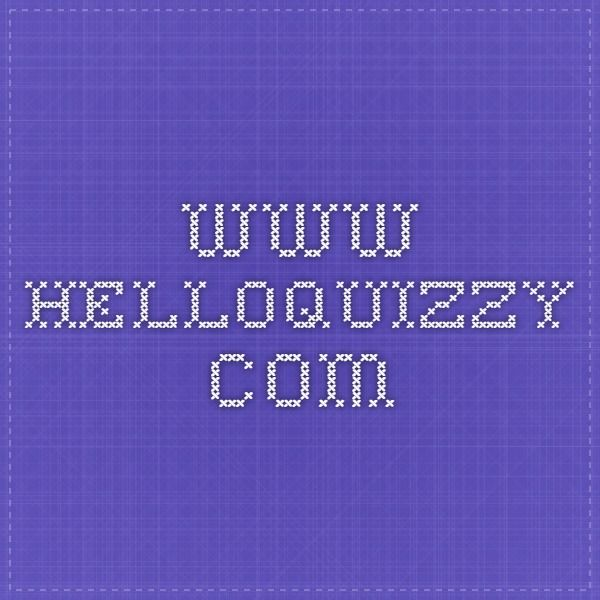 Www helloquizzy com