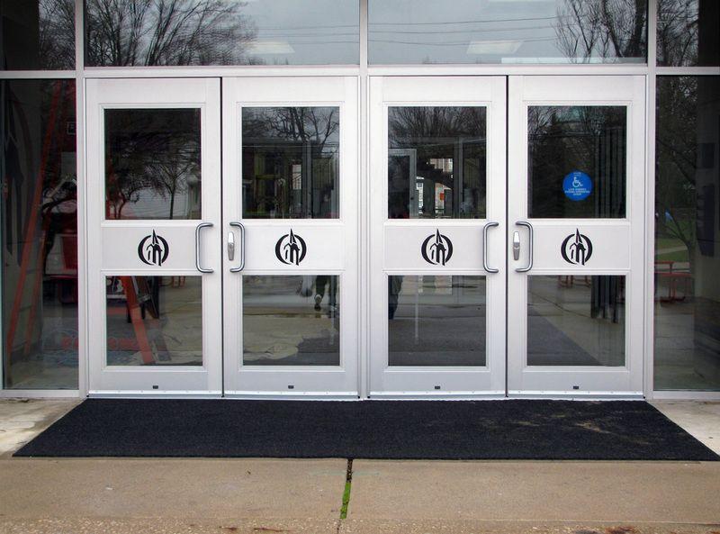 Sl 14 Medium Stile Aluminum Door Special Lite