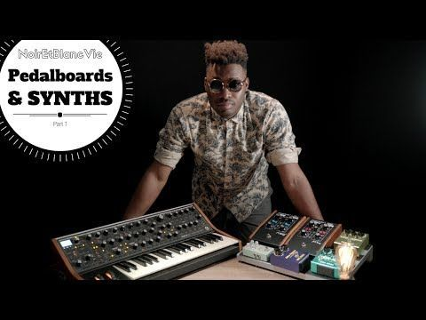 Synths with Pedals Part 1 - Using Guitar Pedals w/ Synthesizers - Moogerfooger - YouTube #guitarpedals Synths with Pedals Part 1 - Using Guitar Pedals w/ Synthesizers - Moogerfooger - YouTube #guitarpedals