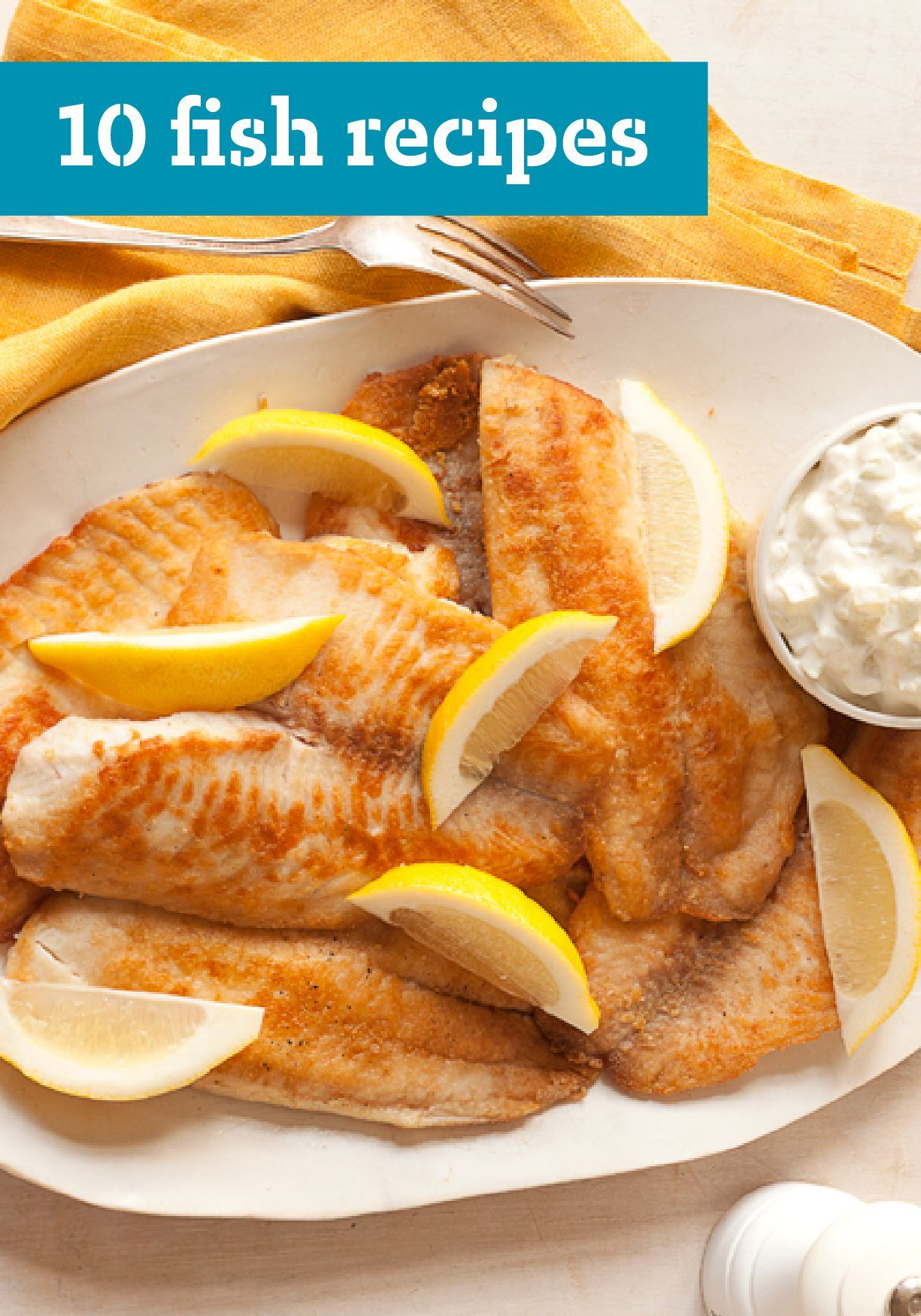 10 fish recipes from easy grilled fish to hearty seafood for Grilled cod fish recipe