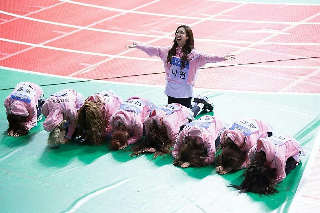 Bow Down To The Goddess Im Nabong Twice Meme Faces Nayeon