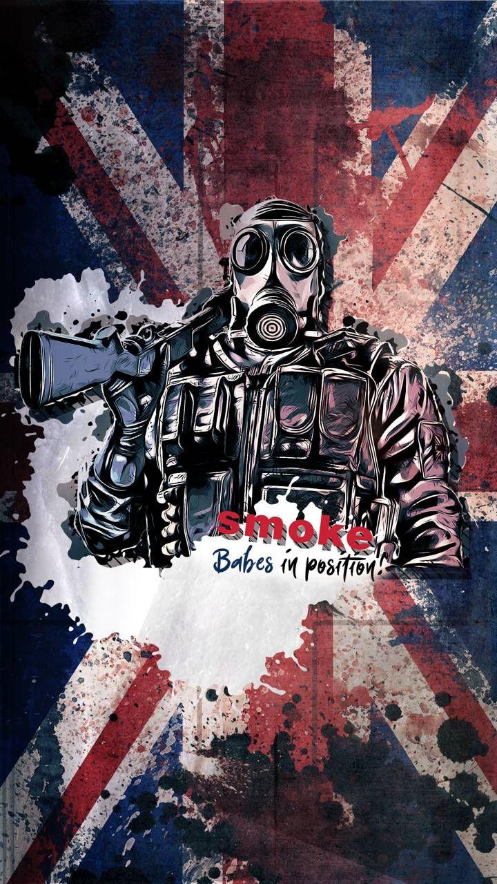 Smoke Operator Arte geek