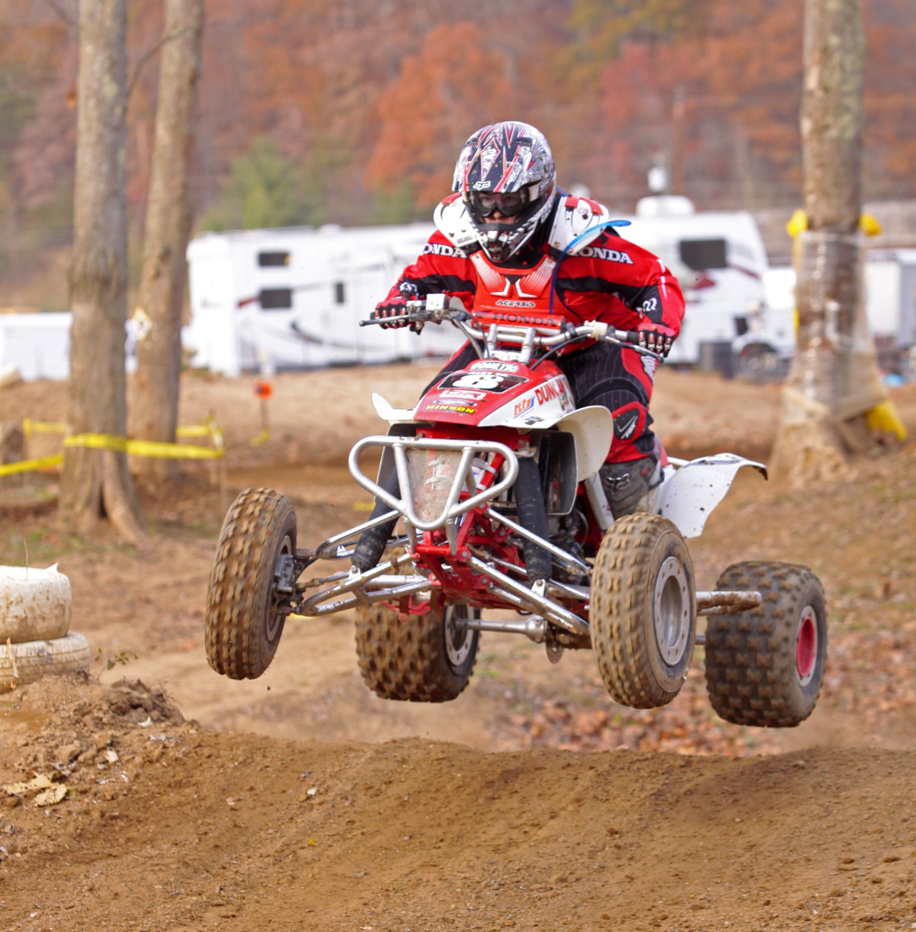 The 88 Trx 250r My First Race Quad When 2 Strokes Ruled The Track