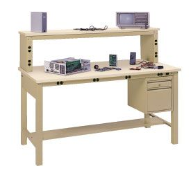 Electronic Tech Benches For Sale Specifically Designed For Hours Of Comfortable Use Customize With The Accessor Home Depot Work Bench Workbench Top Workbench