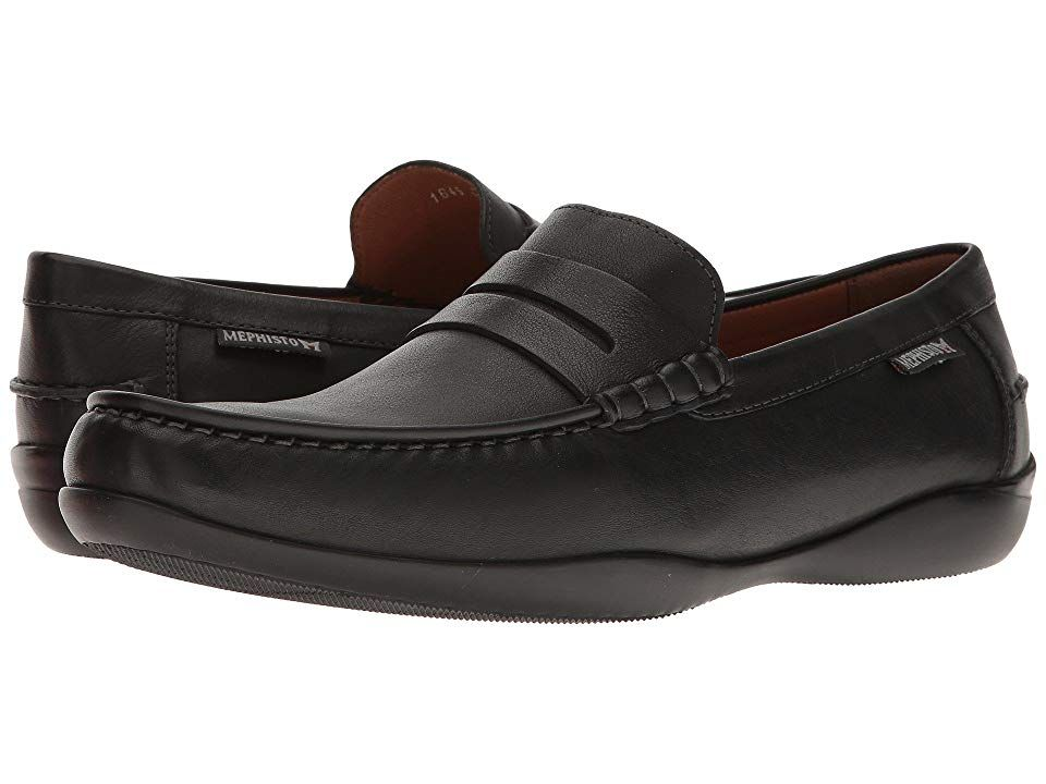 594eb69adef Mephisto Igor (Black Winch) Men's Shoes. Dress up a pair of jeans with
