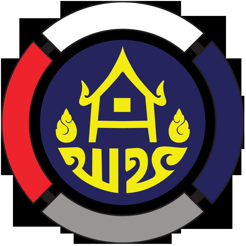 โลโก้กรมการพัฒนาชุมชน (Version2560) สำนักงานพัฒนาชุมชน