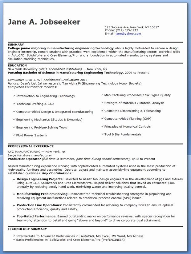 25 entry level electrical engineer resume in 2020
