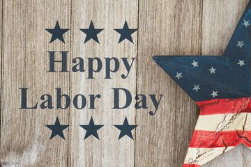 Labor Day Clip Art 2019