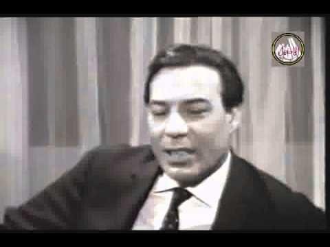 فريد شوقي فهد بلان صباح لقاء تلفزيوني الجزء الاول Movie Stars Golden Age Cinema