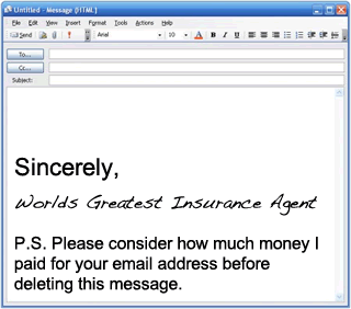 10 Email Signature Ideas For Insurance Agents Life Insurance