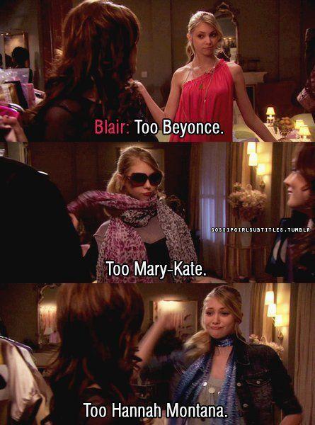 Gossip Girl Funny