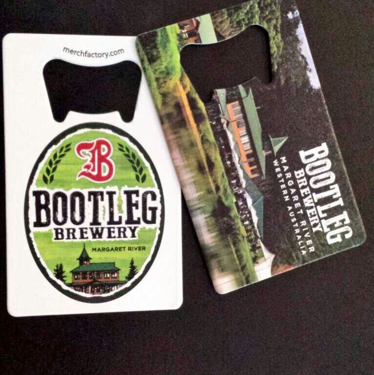 Bootleg Brewery Business Card Bottle Openers | Bussiness Card ...