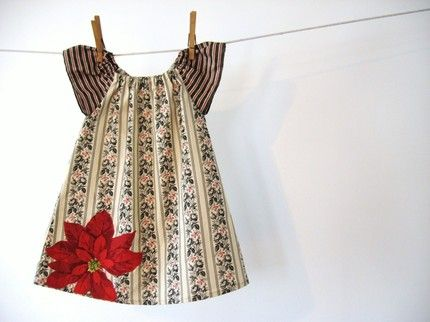cute dress, handmade by all the numbers