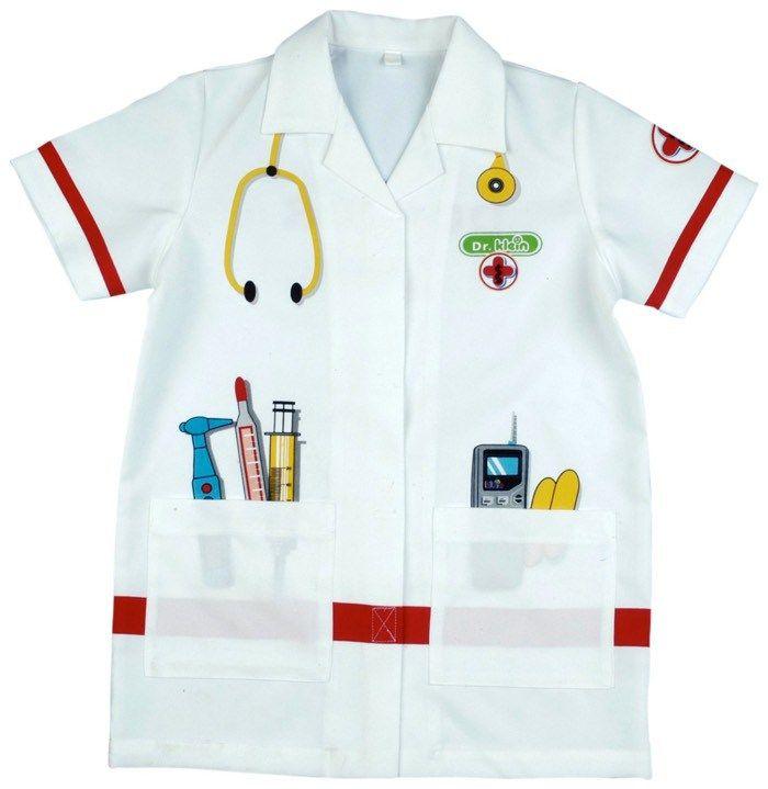 c27cce92ee bata medico para niños