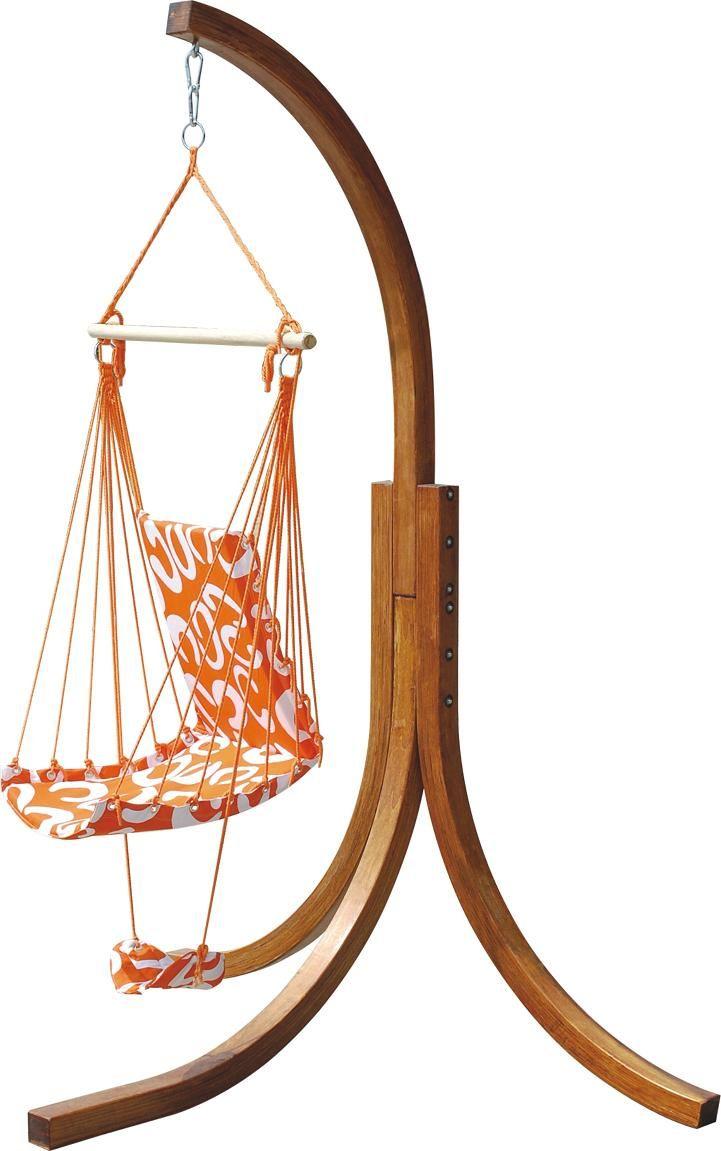 Hot Item Wooden Hammock Chair Odf303 Hammock Chair Stand