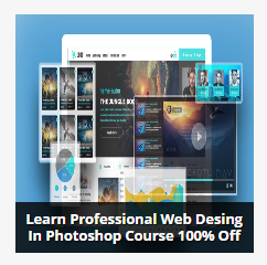 100 Off Udemy Course Limited Students Enroll Now Https Buff Ly 2eaa5hg Love Art Desig Photoshop Course Professional Web Design Photoshop Express