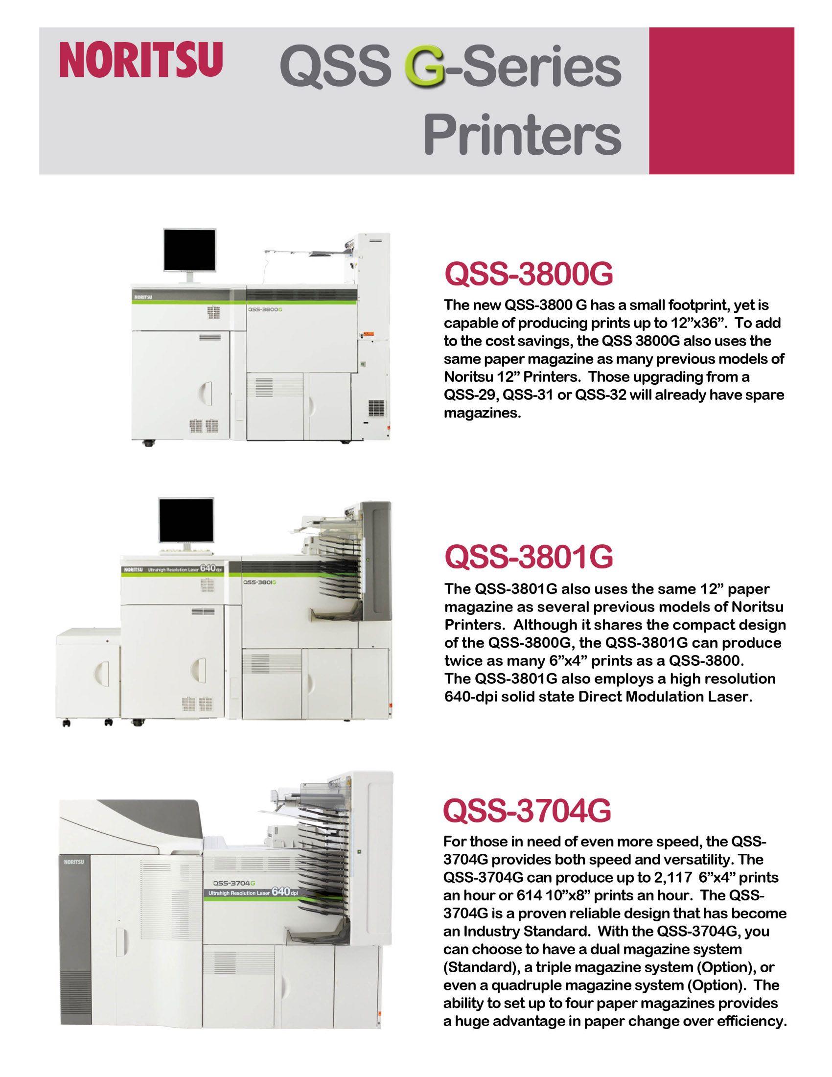 Qss 3801 G The Is A Next Generation Hi Resolution Silver Paper Kit Kodak 605