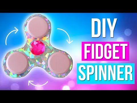 Como Hacer 4 Fidget Spinner Caseros Faciles Hazlos Hoy Si