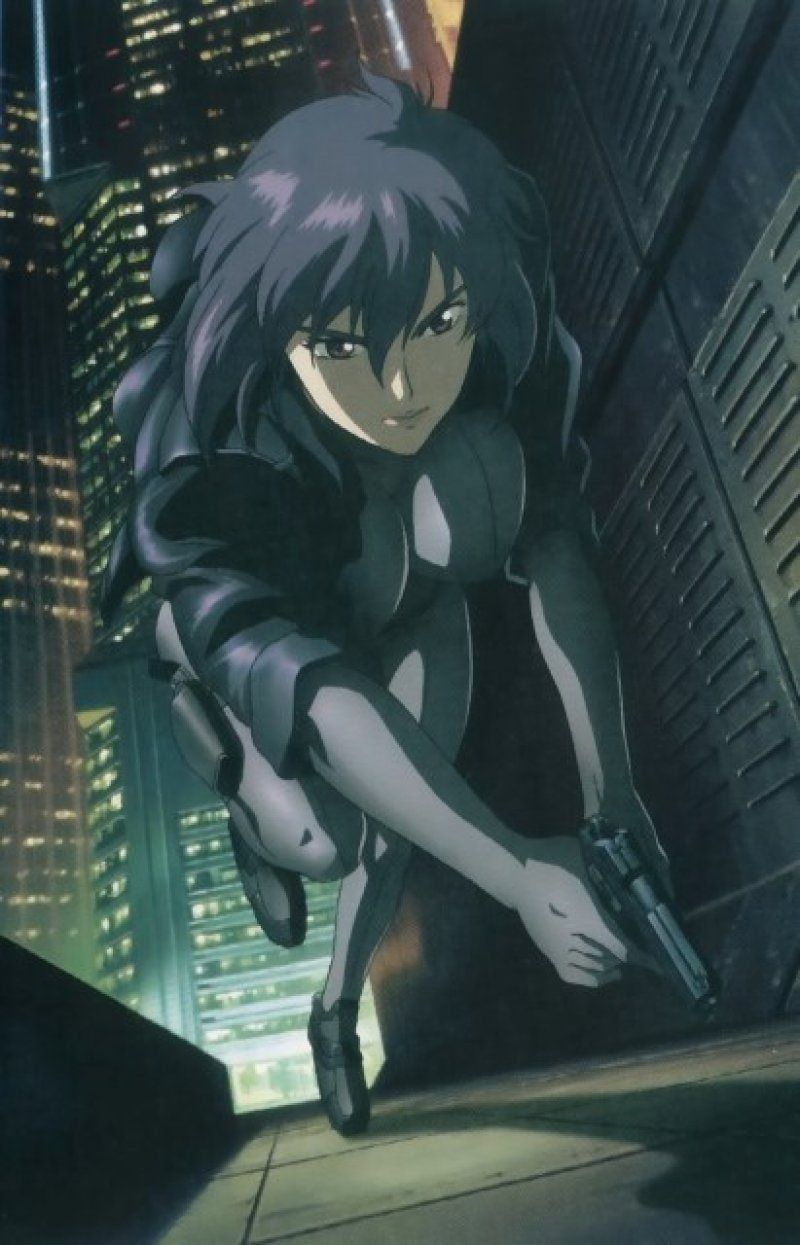 BUY NEW ghost in the shell 113761 Premium Anime Print
