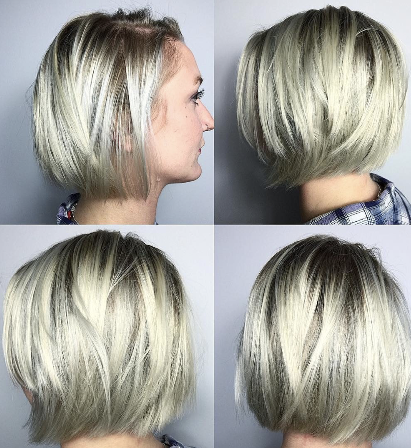 Short Bob Hairstyle for Fine Hair 12 You Must Try