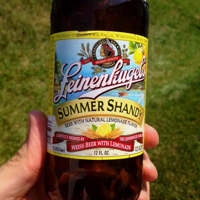 Perfectly refreshing summer beverage
