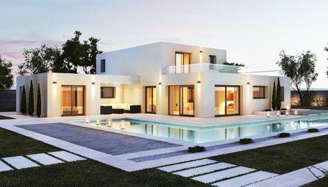 Constructeur maison contemporaine lyon nord maison for Constructeur maison individuelle 74