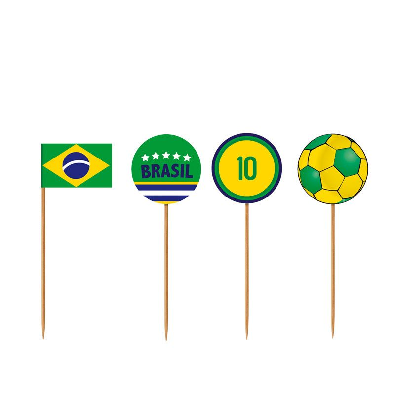Ideias Para Decoracao Com O Tema Brasil Decoracao Copa Do Mundo