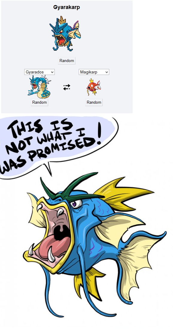 why we love pokemon fusions found on dorkly com more awesome