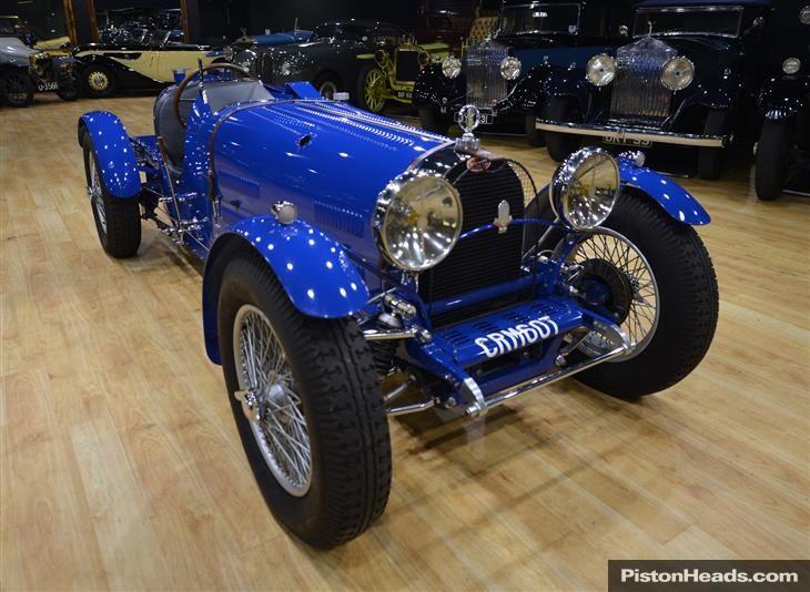 1933 Bugatti Type 59 | 1933/1978 Bugatti Type 59 Grand Prix Replica (1978) For sale from ...