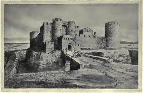 Liverpool Castle, history, liverpool-history-castle-c1237