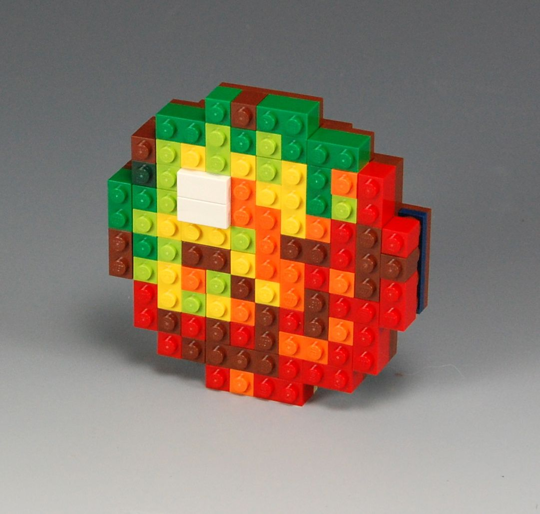 Lego Minecraft Magma Cream Lego Minecraft Legos Minecraft Creations Even though they are the same value, magma cream can have almost inf storage. lego minecraft magma cream lego