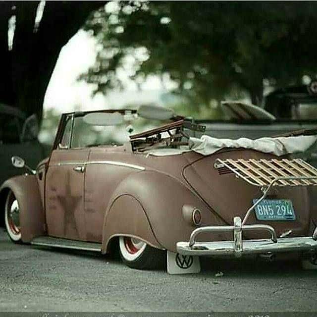 Gangster | Volkswagon Classic Cars | Pinterest | Gangsters, Vw and ...