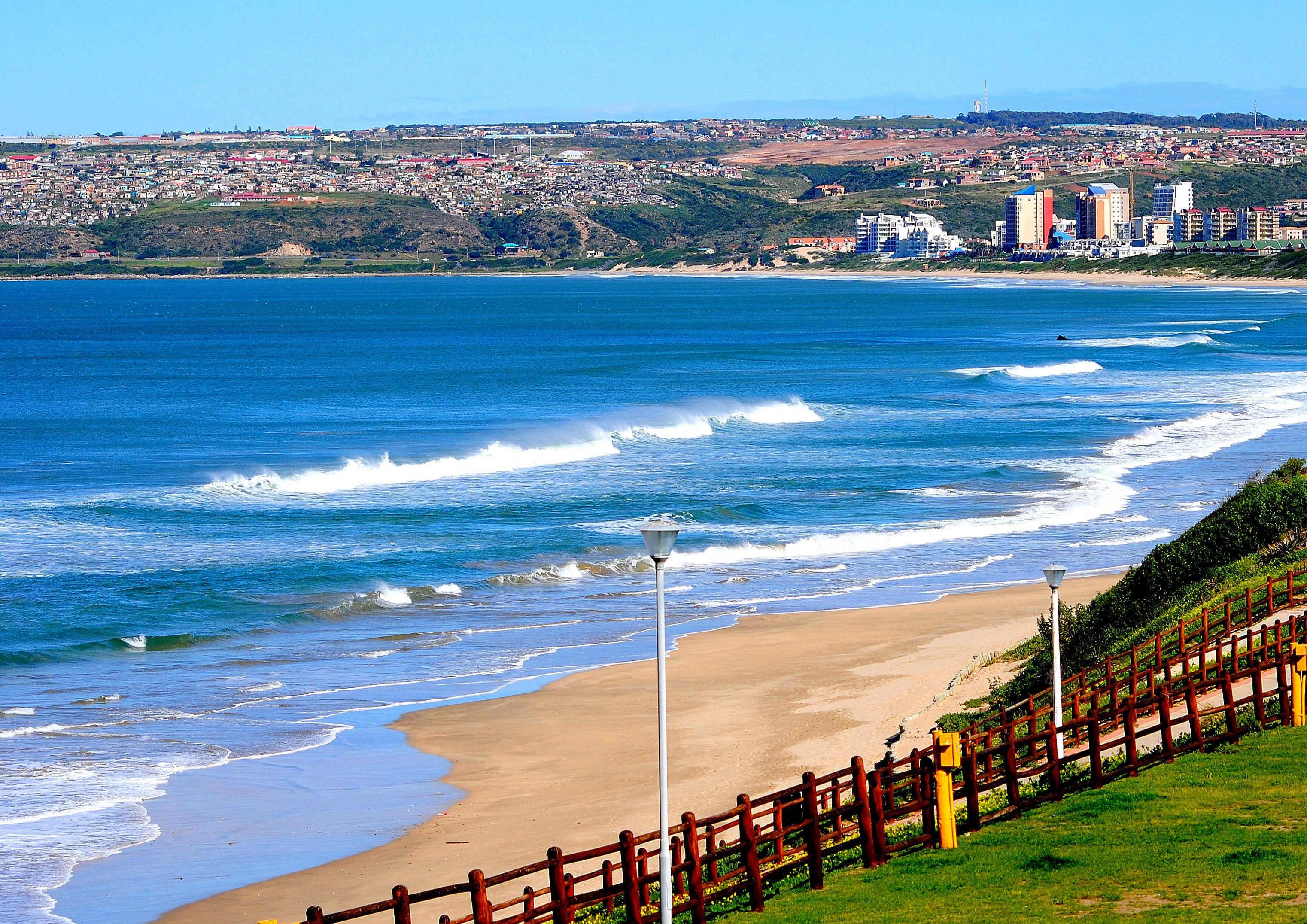 Hartenbos, situated along the Garden Route between Cape
