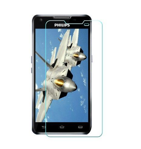 0.26mm Front LCD High Clear Explosion-proof Tempered Glass Film for Philips W6610 / W6618 Glass Screen Protector