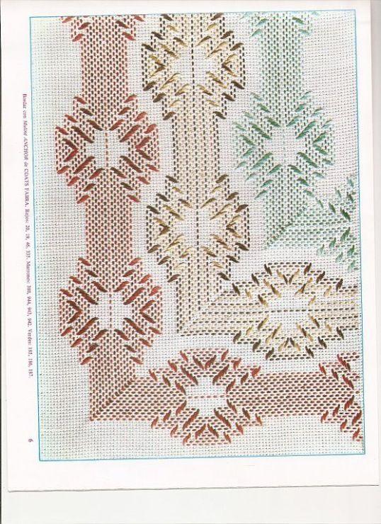 Gallery.ru / Фото #21 - вышивка по канве - ninmix | Βελονιε | Pinterest