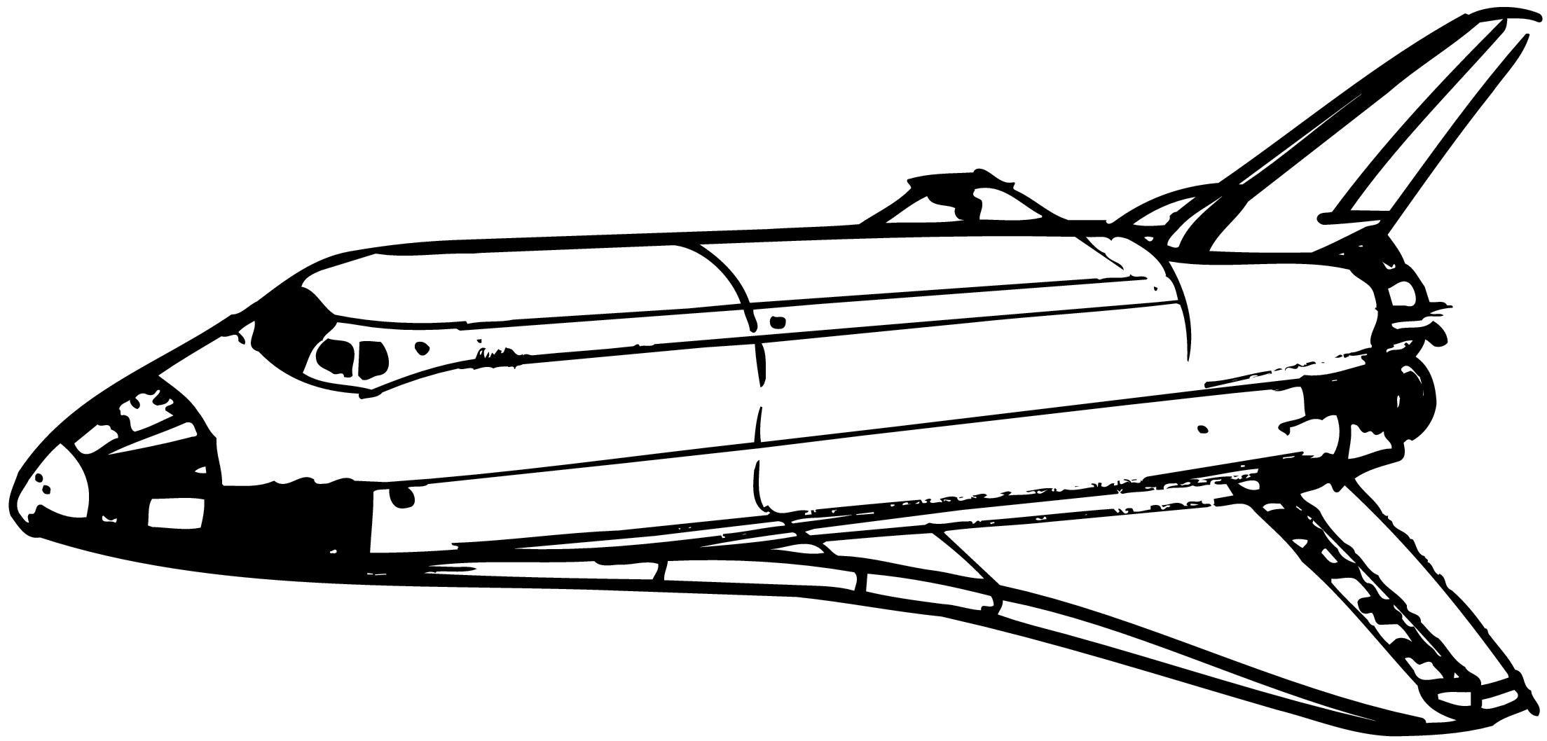 Space Shuttle Vector Cartoon Art Designs Compilation We