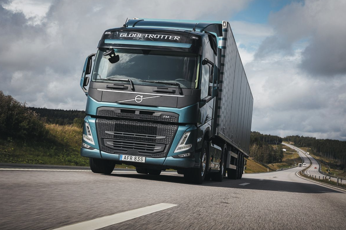 New Volvo Trucks In 2020 Volvo Trucks Volvo New Trucks