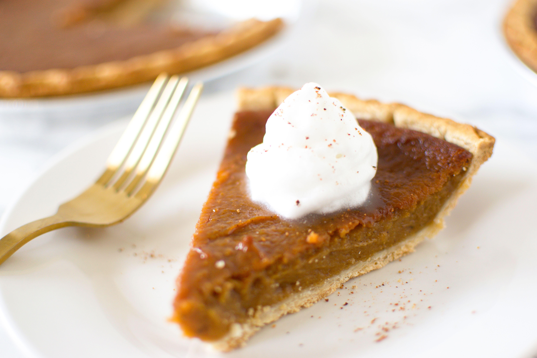 Easy vegan sweet potato pie recipe vegan sweet potato