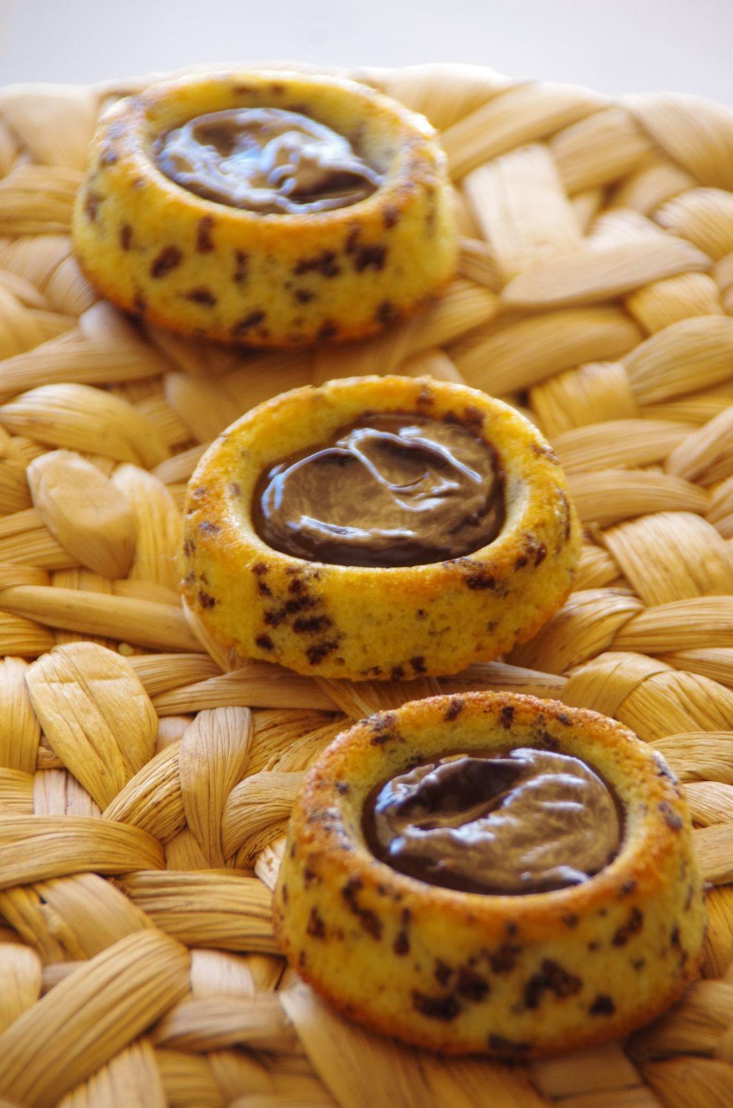 Monocles Aux Pépites De Chocolat Gateaux Desserts Biscuits Et