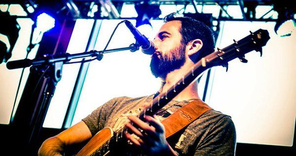 TBT - Live shot from 2012 at Musicfest by @ArtsQuest in PA supporting @RustedRoot!  #sendmeonmyway #livemusic