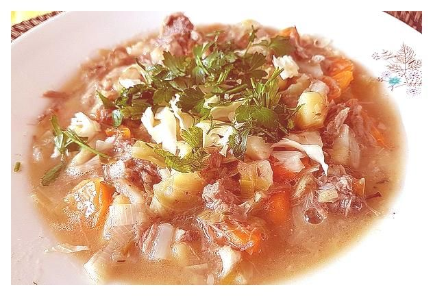 Photo of # Stew #Europe # Vegetables # Great Britain #Main Course