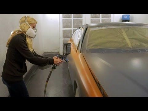 Auto Painting 101 Wide Open Throttle Episode 46 Car Painting Auto Body Auto Body Repair