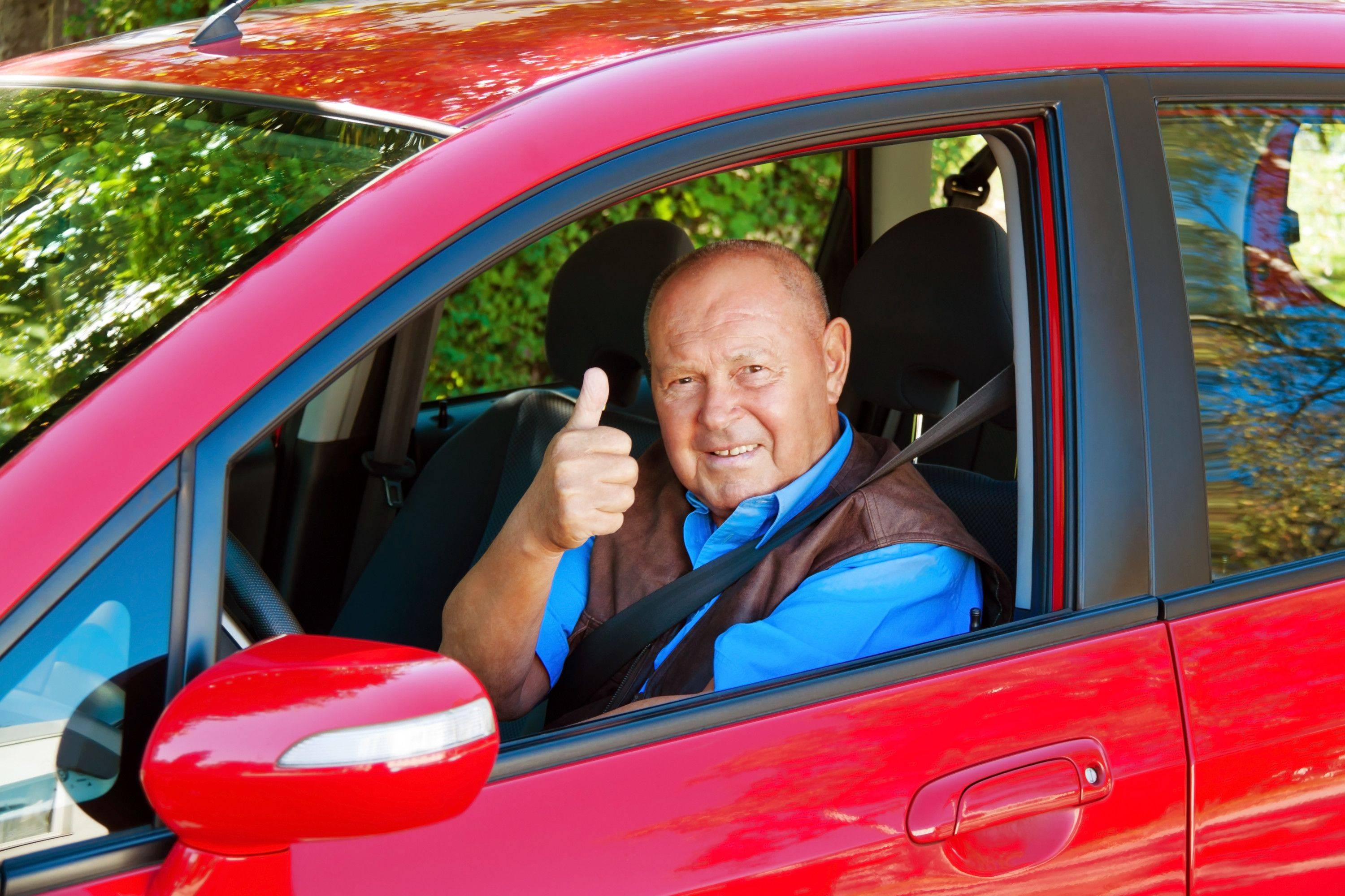 The Occupational Therapist's Role with Older Drivers