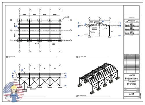 Autodesk Revit Structural Detailing 2019 Tutorial With Images Roof Truss Design Roof Trusses Wood Boat Plans