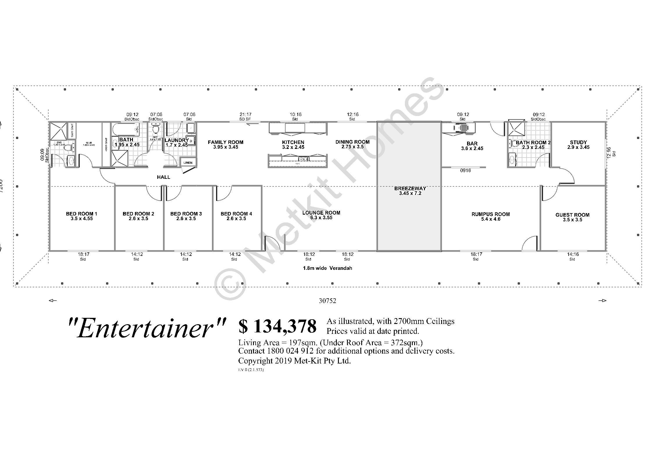Customise A Kit Home Floor Plan Online Design Changes Met