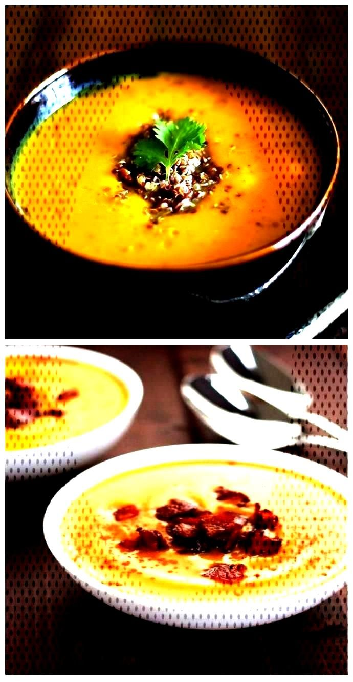 Roasted Sweet Potato Soup with Quinoa Roasted Sweet Potato Soup with Quinoa , Roasted Sweet Potato
