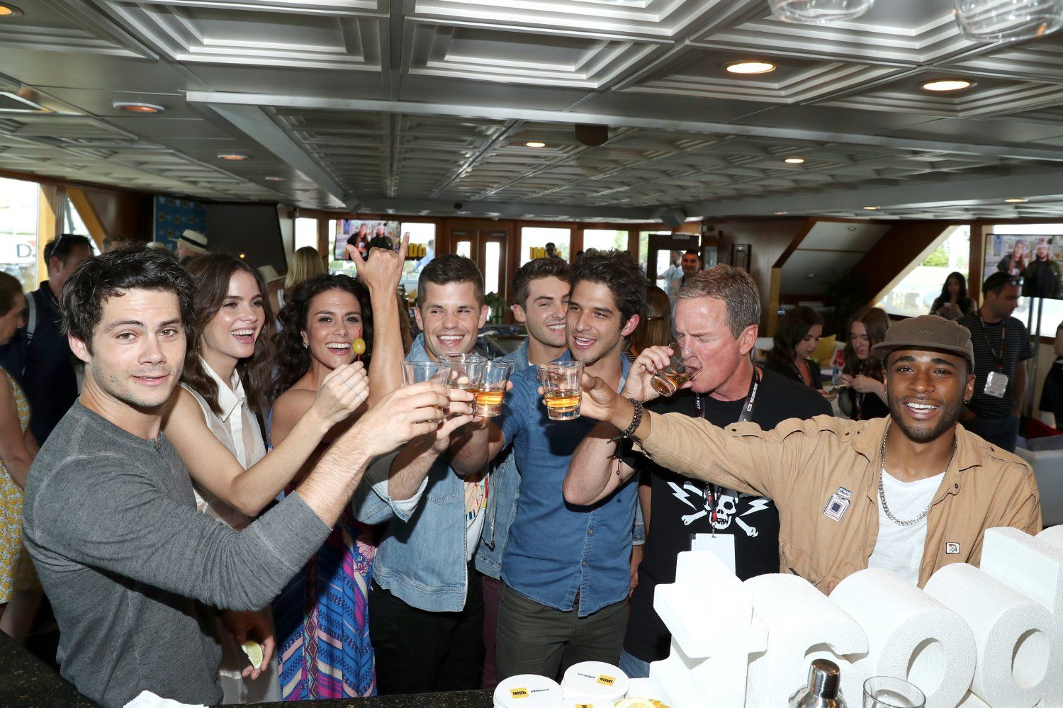 Photo of Comic-Con 2017: Aboard the IMDboat