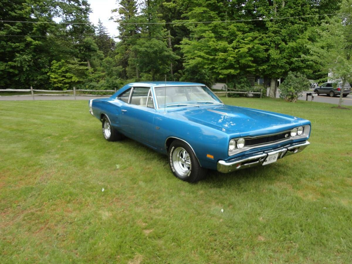1969 Dodge Super Bee Maintenance of old vehicles: the material for ...