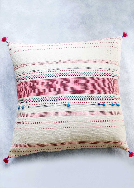 """injiri ahir 24"""" pillow"""