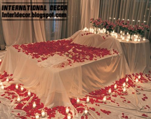 Romantic Bedroom Decorations romantic valentine's day bedroom decorations | bedroom decorating